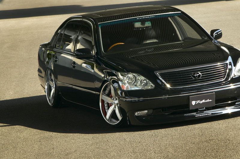 Lexus Ls 430 Wheels 3 Lexus Ls Lexus Cars Toyota Cars