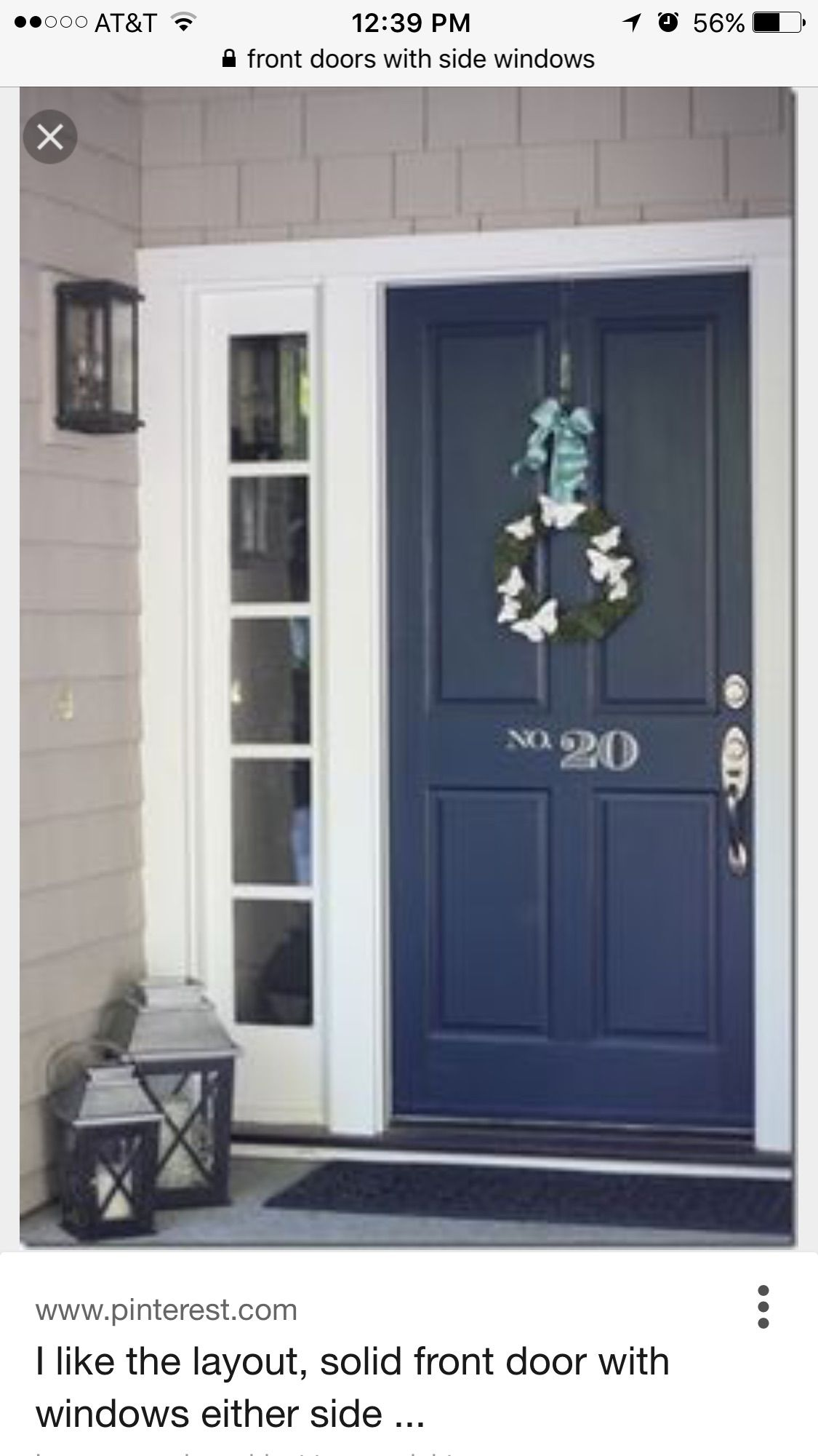 Explore Front Door Colors, Front Doors, And More