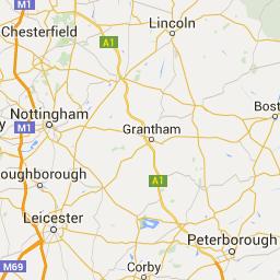 Mapa do Reino Unido - Interativo