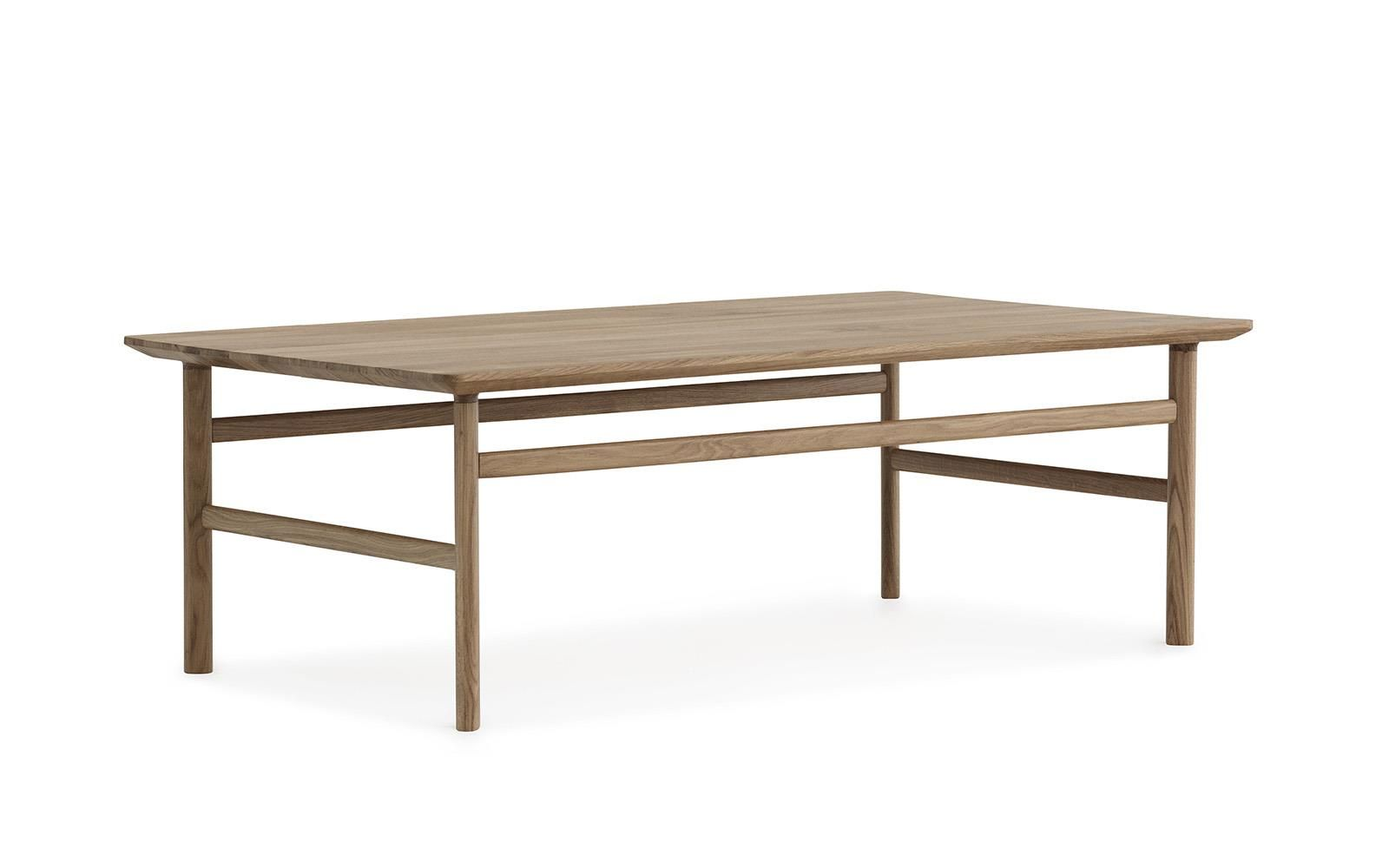 Grow Table 70 x 120 cm Oak1 Table, Table furniture