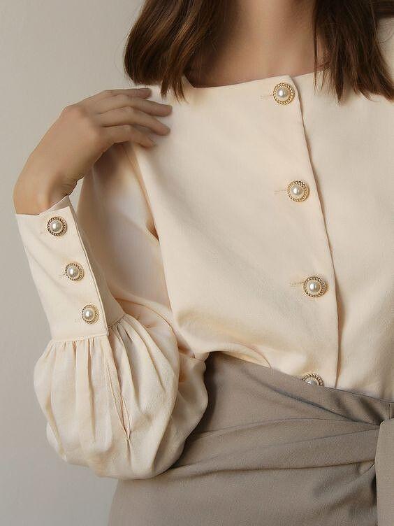 Фантазии на тему блузок