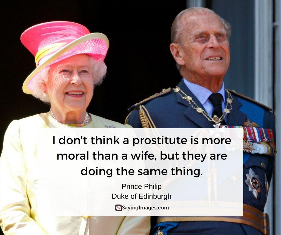 Prince Philip Quotes Enchanting Prince Philip Quotes His Famous Comments And Clangers  Prince Philip Inspiration Design