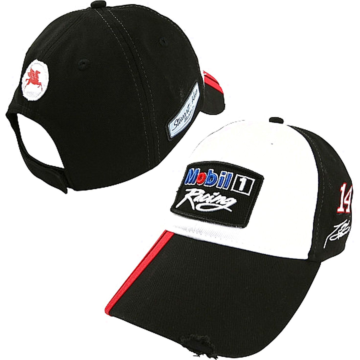 7ff34e4ddcd3b Chase Authentics Official Pit Cap Tony Stewart Mobil 1 -  14.99