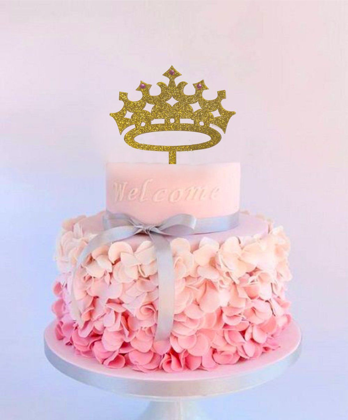 Princess Cake Topper Girl Birthday Queen First Birthday It S A