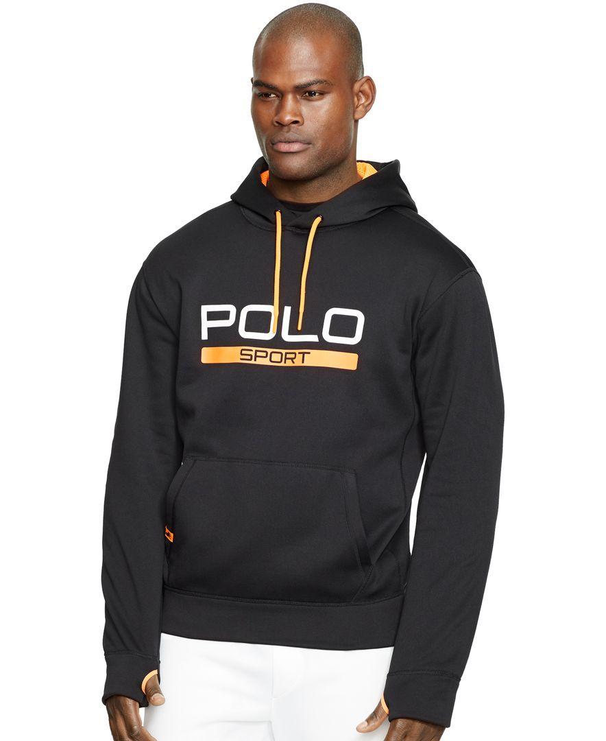 Polo Ralph Lauren Tech Fleece Hoodie Tech fleece hoodie