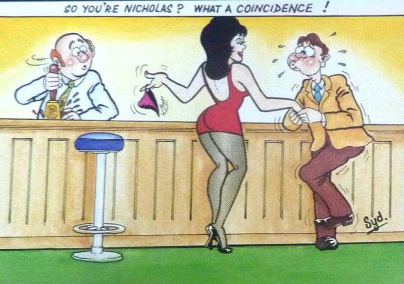 Adult funny cartoons