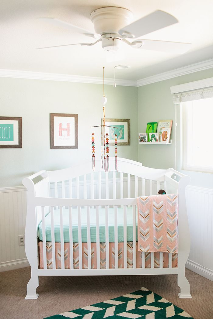Baby Bedroom Nursery Room Decor