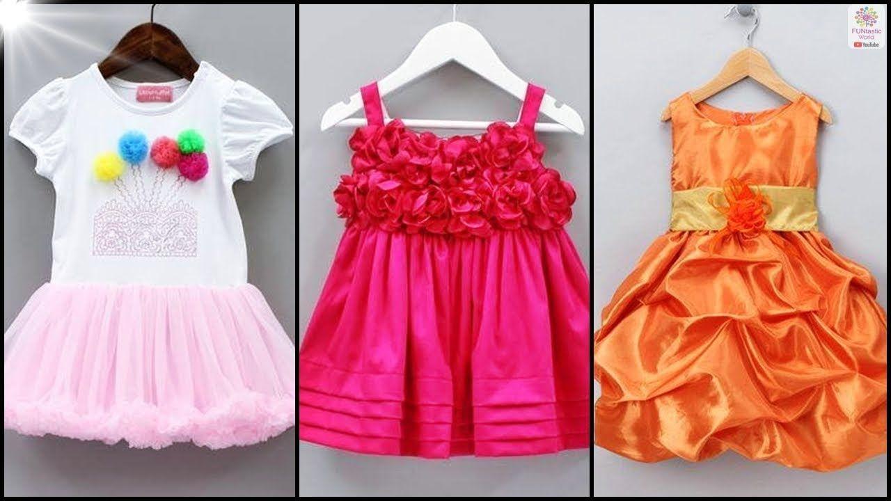 Latest Kids Stylish Fancy Dress Designs Collection  Beautiful