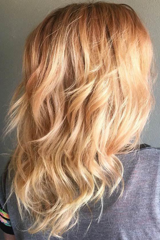 strawberry blonde haarverf