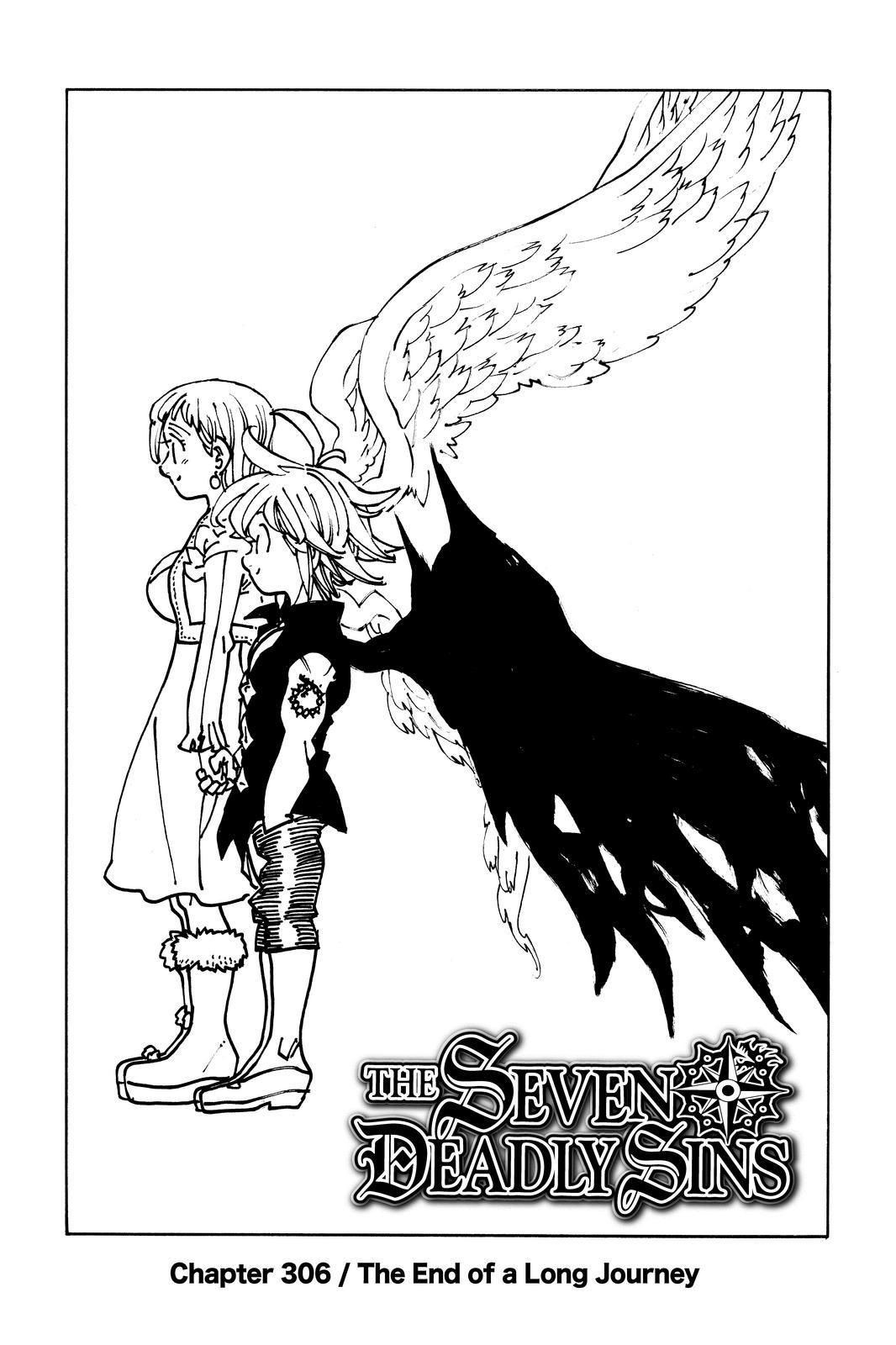 Nanatsu No Taizai 306 : nanatsu, taizai, Nanatsu, Taizai, Chapter, Comic, Template,, Seven, Deadly, Anime,
