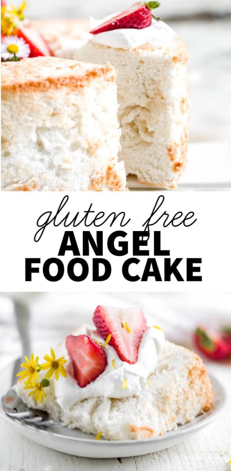Gluten free angel food cake what molly made recipe