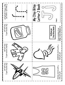 Letter j worksheet for kindergarten preschool and 1st grade free printable letter j worksheet for preschool ibookread PDF