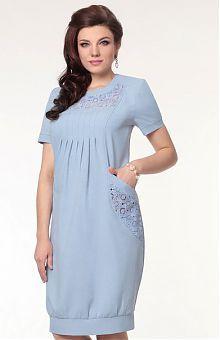 8c3a794238d Платья для полных женщин  купить женские платья больших размеров в интернет  магазине «L Marka»  Страница 17