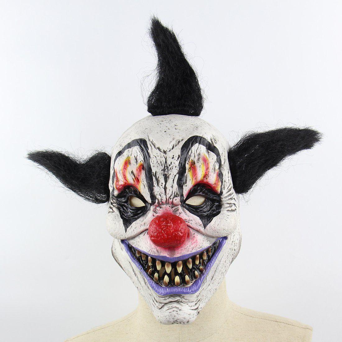 Halloween 2017 >> Halloween Horrific Demon Adult Scary