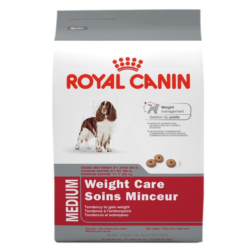 Royal Canin Size Health Nutrition Medium Weight Care Dog Food Size