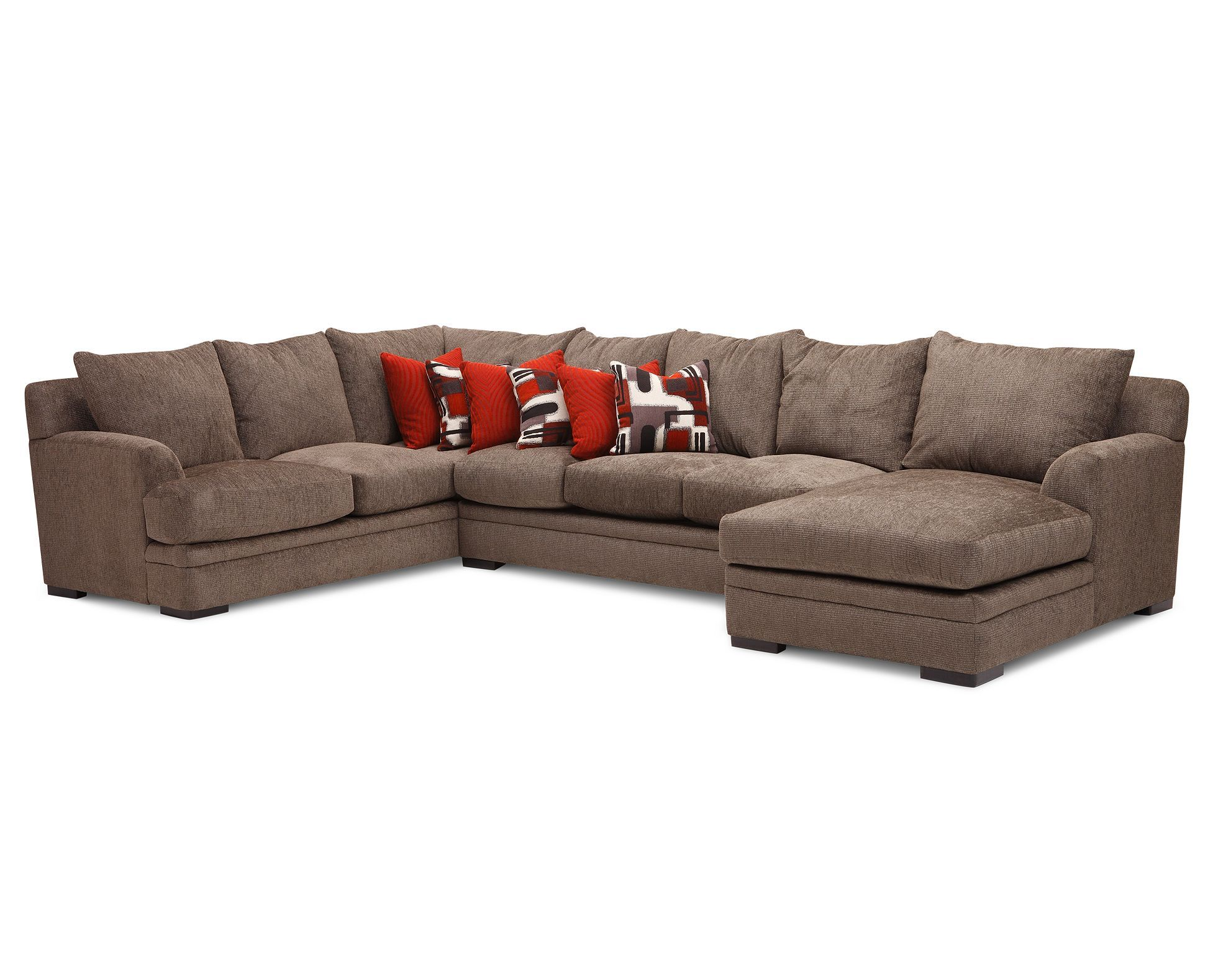 Delicieux Alba 3 Pc. Sectional Sofa Mart 1 844 763 6278