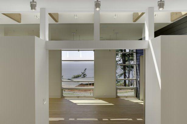 The ultimate studio on San Juan Island by Prentiss Architects