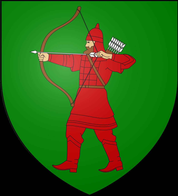 House Tarly Brasão, Brasão de armas