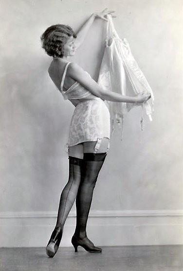 30s lingerie