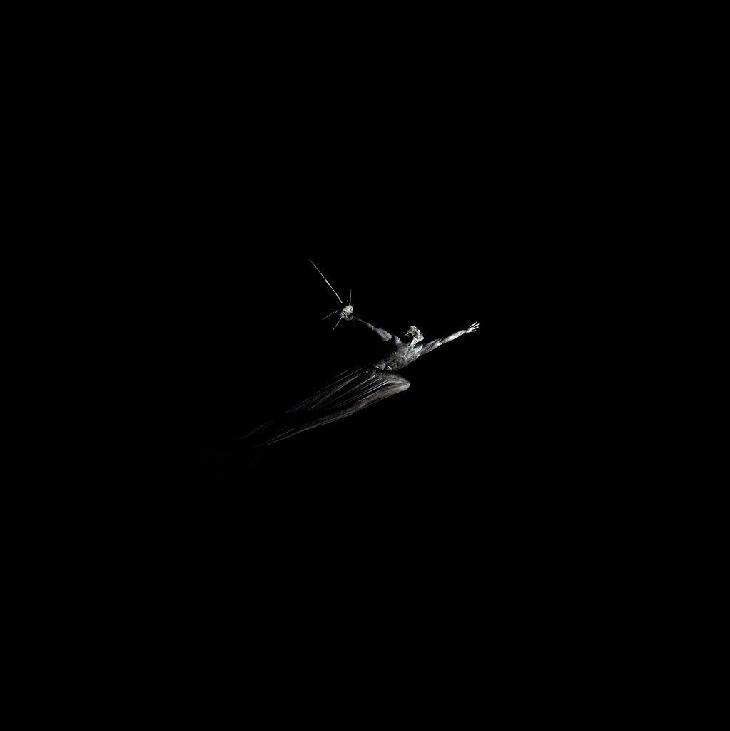 """by Danila Tkachenko / Monino. Russia. Monument """"Glory of the Space Explorers', 2016 From the series Lost Horizon"""