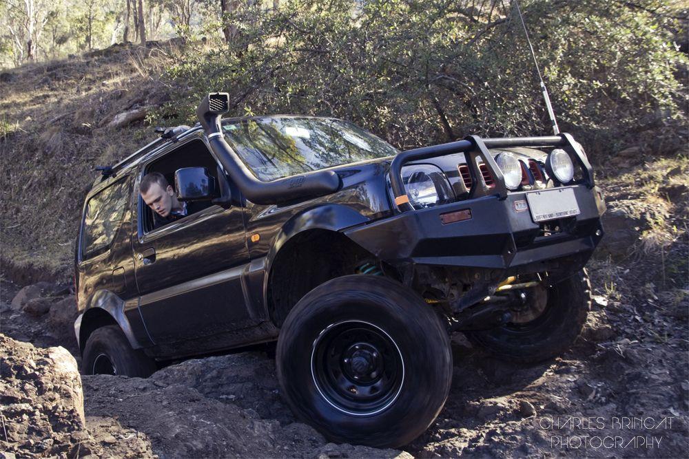 Suzuki Jimny Climbing Ledge Suzuki Jimny Suzuki Suzuki Samurai