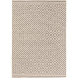 Photo of benuta Plus indoor & outdoor carpet Metro Gray 200×290 cm – for balcony, terrace & gardenbenuta.de