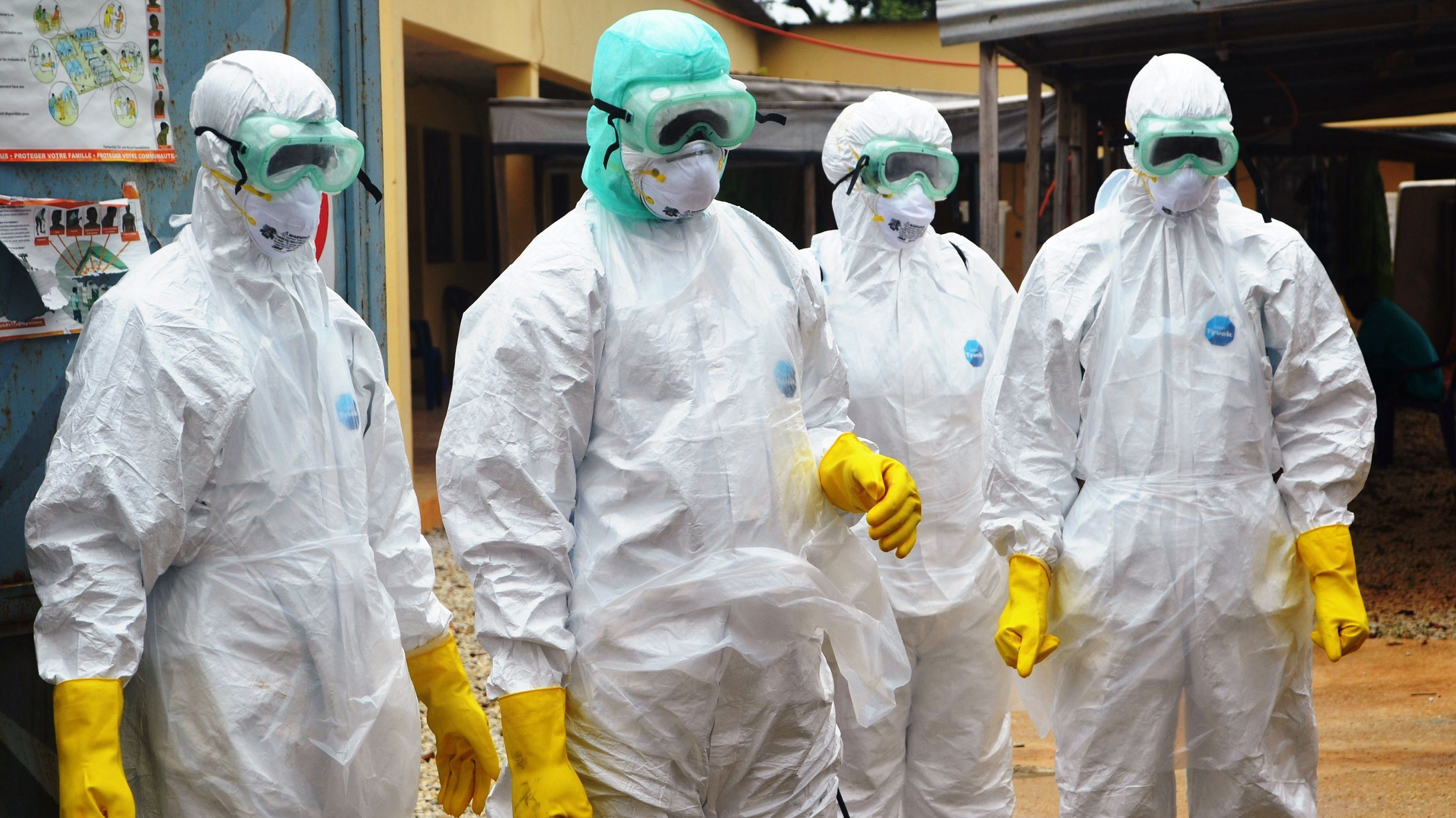 Hiccups Were The Clue That Led Researchers To Ebola West