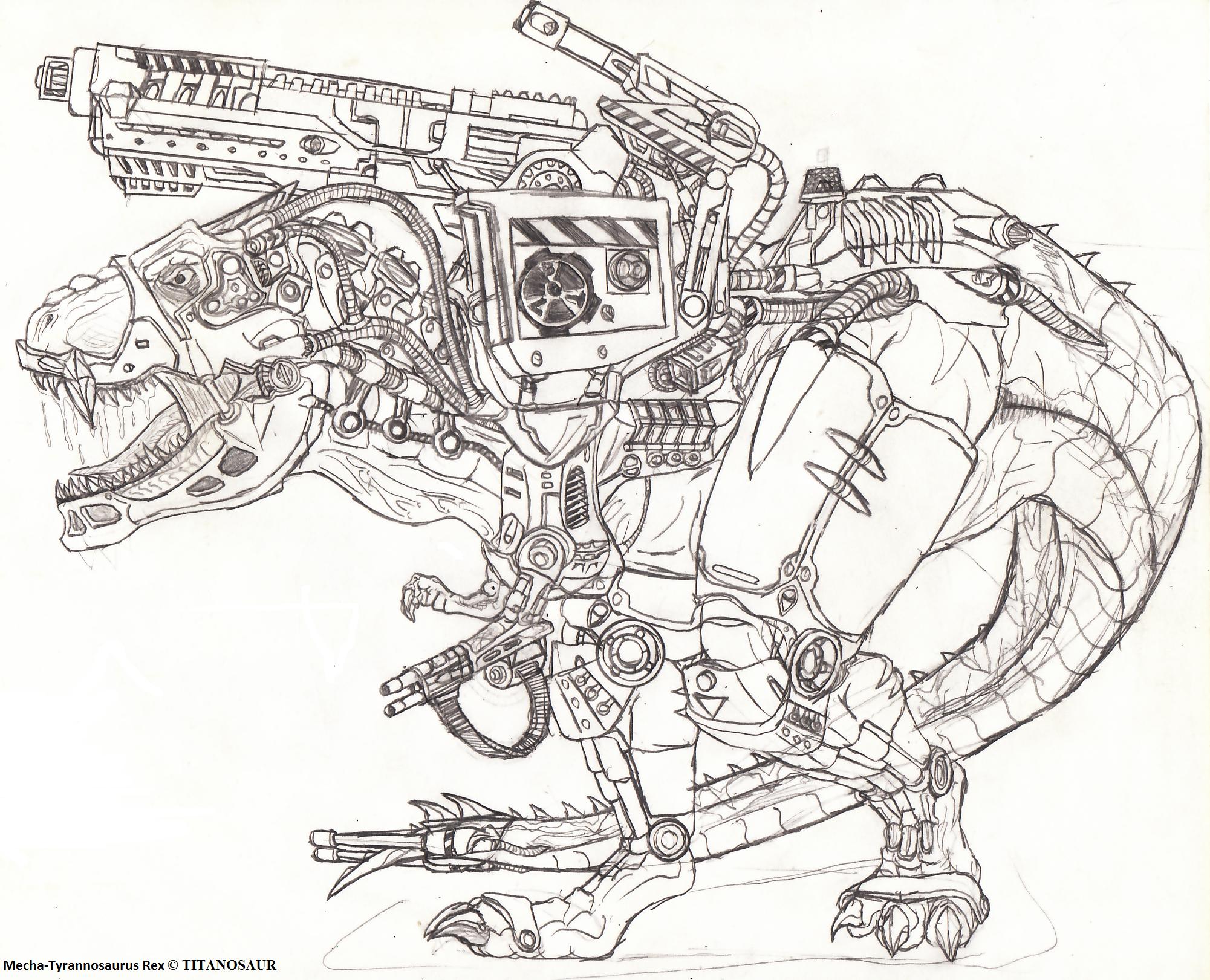 барби робот динозавр картинка рисунок внутренний