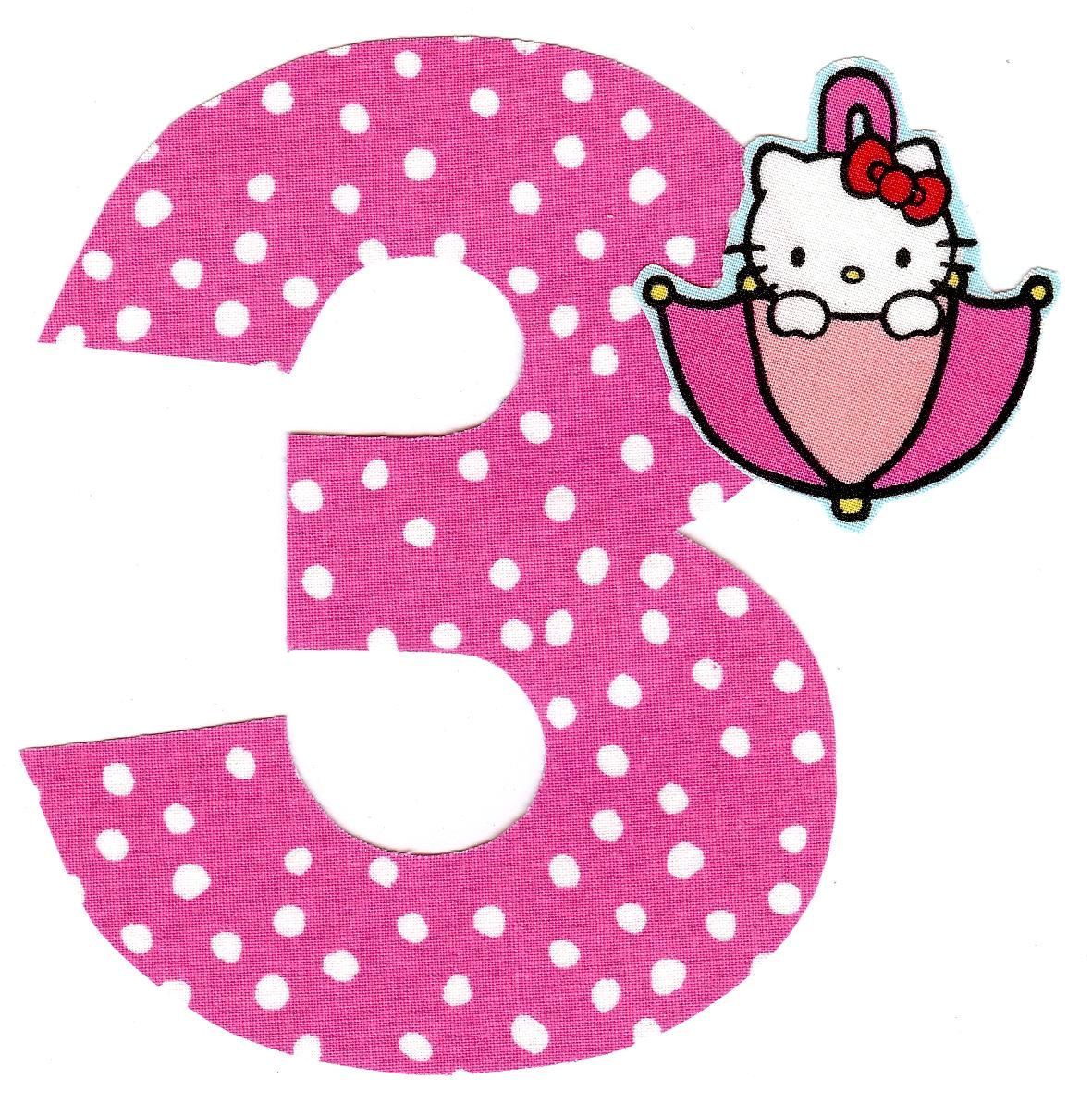 242e74ddb Hello Kitty Numbers | Hello Kitty Numbers Cake Ideas and Designs ...