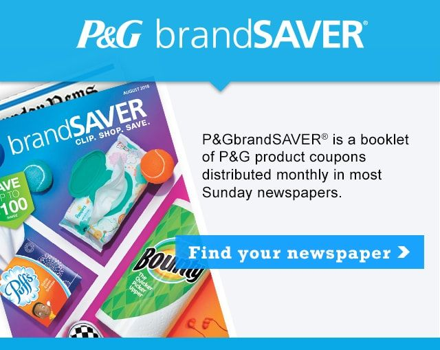 P G Brandsaver Health P G Products Coupons Snack Recipes