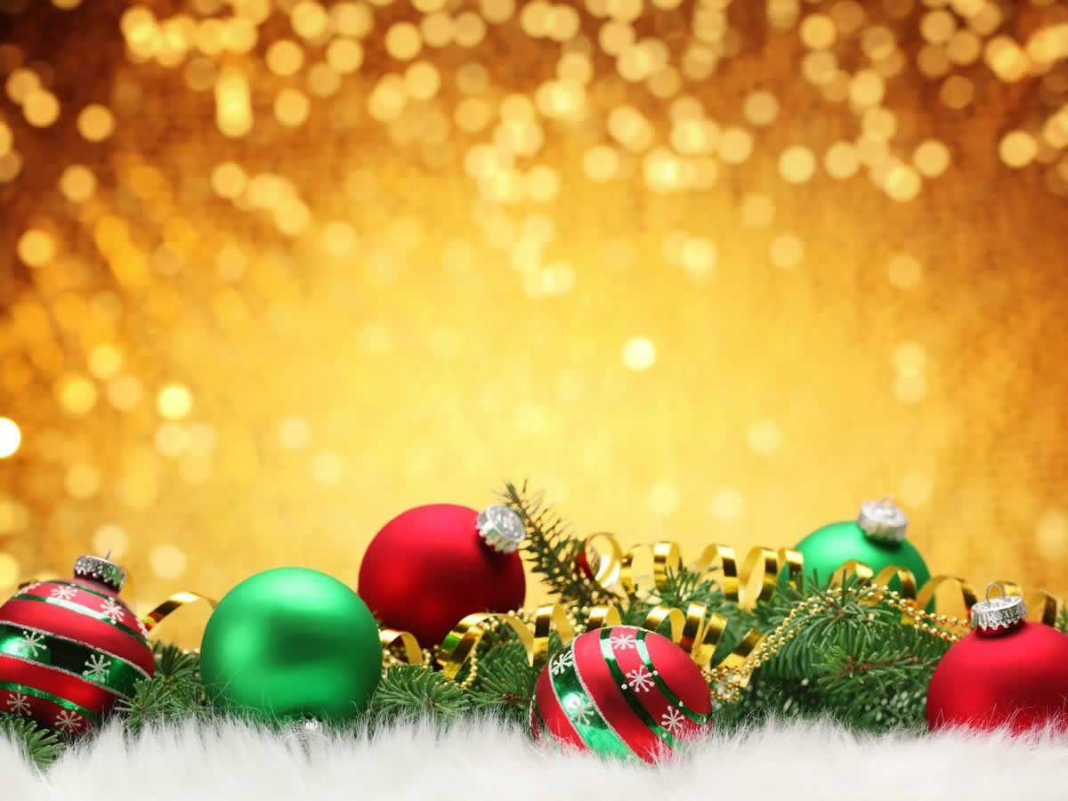 Immagini Natalizie Gratuite.Sfondi Di Natale Gratis Fotografia Di Natale Fondali Fotografia Natale Dorato