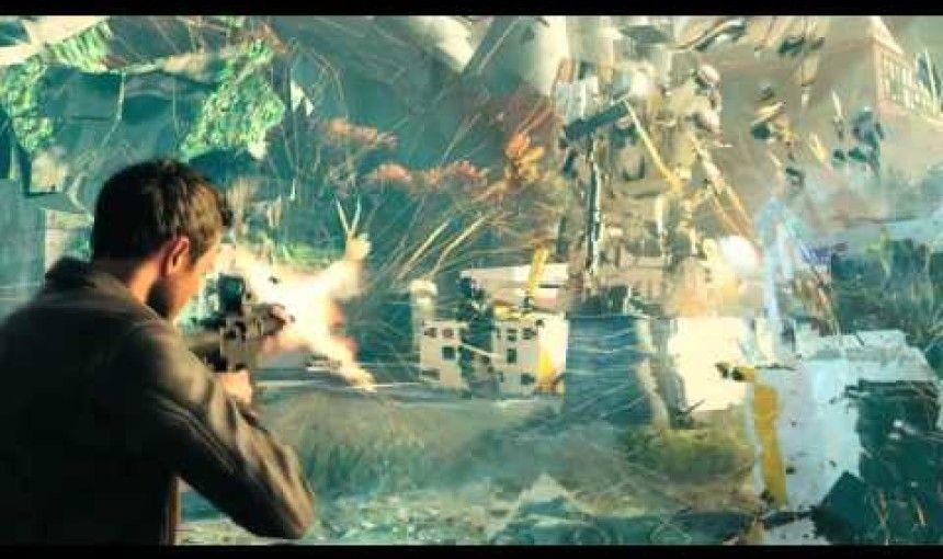 Quantum Break Gameplay Trailer – New Quantum Break Trailer