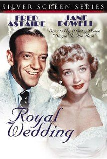 Royal Wedding with Fred Astaire and Jane Powell. The best dance with a coat rack ever!