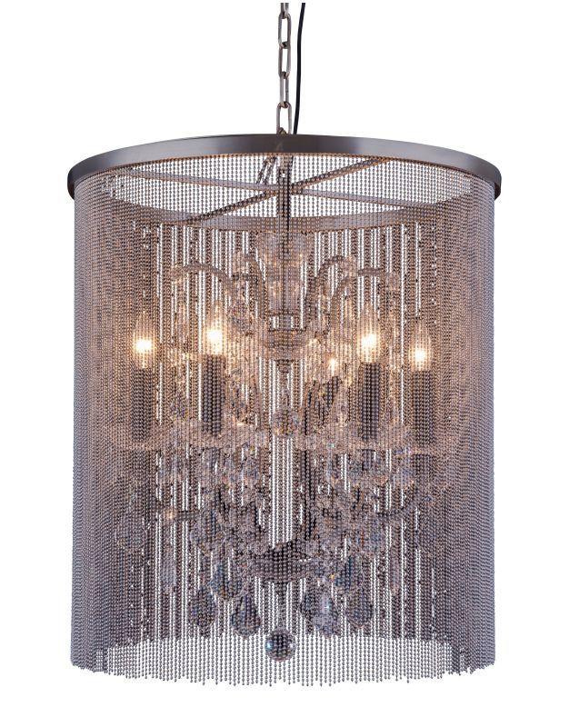Elegant Lighting 1131d22 Brown Chandeliers Chandelier Lighting