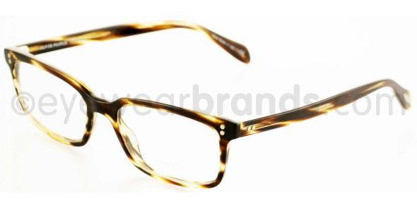 ca9d325b7ee Oliver Peoples Denison Oliver Peoples OV5102 Denison 1003 Cocobolo Designer  Glasses From Eyewearbrands