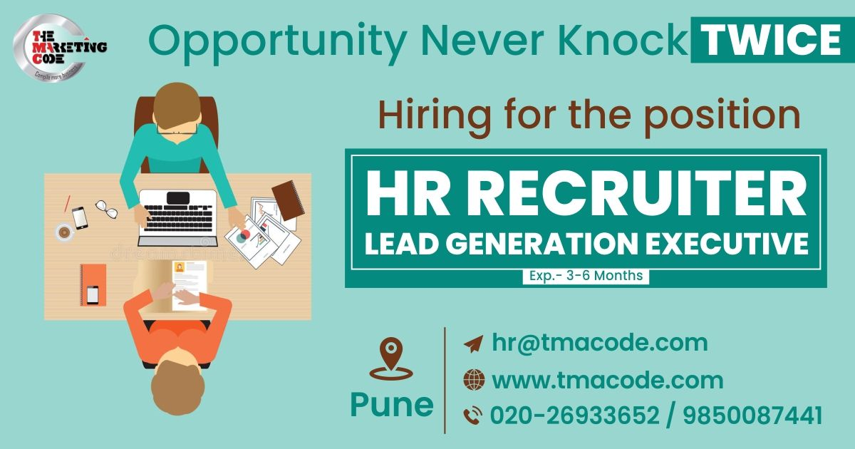 Hello Connections Greetings Good Wishes We Have Urgent Opening For Lead Generation Executive And Hr Career Management Lead Generation Looking For A Job