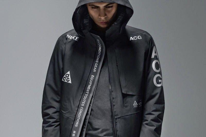 e9f4dac554  Nike  NikeLab  ACG 2-in-1  GORETEX  jacket  windbreaker  windstopper   shell  insulated  outerwear