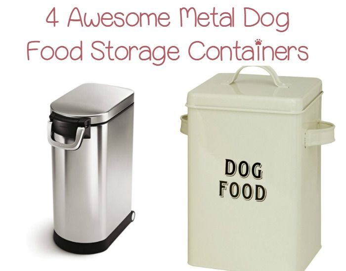 Top 5 Best Metal Dog Food Containers | Best Dog Food | Dog food