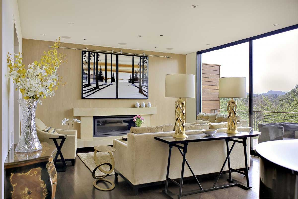 transitional living room design. Living Rooms \u003e Transitional Elegance Condo Modern Room Chicago By Home Decorating Ideas. 403 Times Like User Sober Design