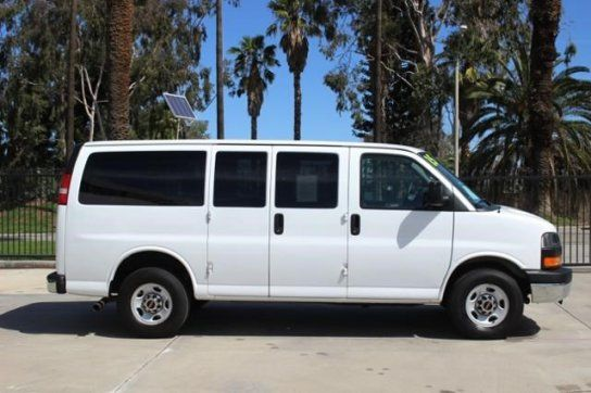 Cars For Sale Used 2015 GMC Savana 2500 In LT Passenger Riverside CA