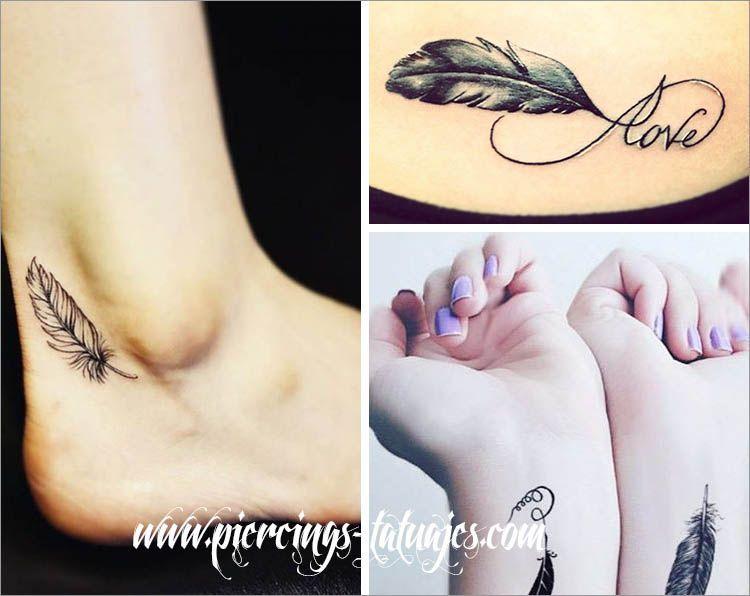 Tatuajes Pequenos De Plumas Tatuajes Tatuajes Minimalistas Tatuajes De Plumas