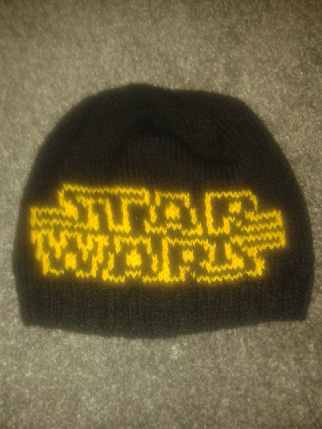 Star Wars Beanie by Handcraftedgifts4u on Etsy