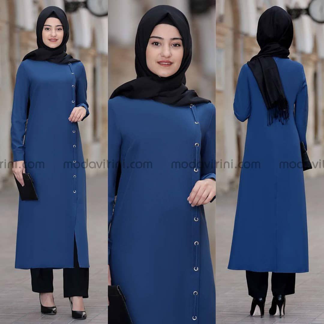 Elizamoda Haki Kol Buzgulu Cicekli Tesettur Elbise 2020 Elbiseler Giyim Elbise Modelleri