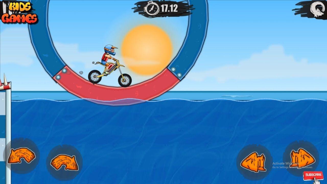 Moto X3m Pool Party Bike Racing Games Bike Games Race Free