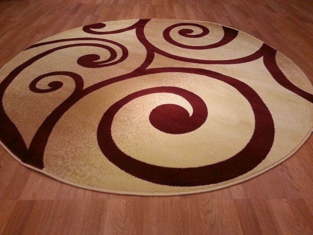 Large round area rug roselawnlutheran for Area carpets and rugs