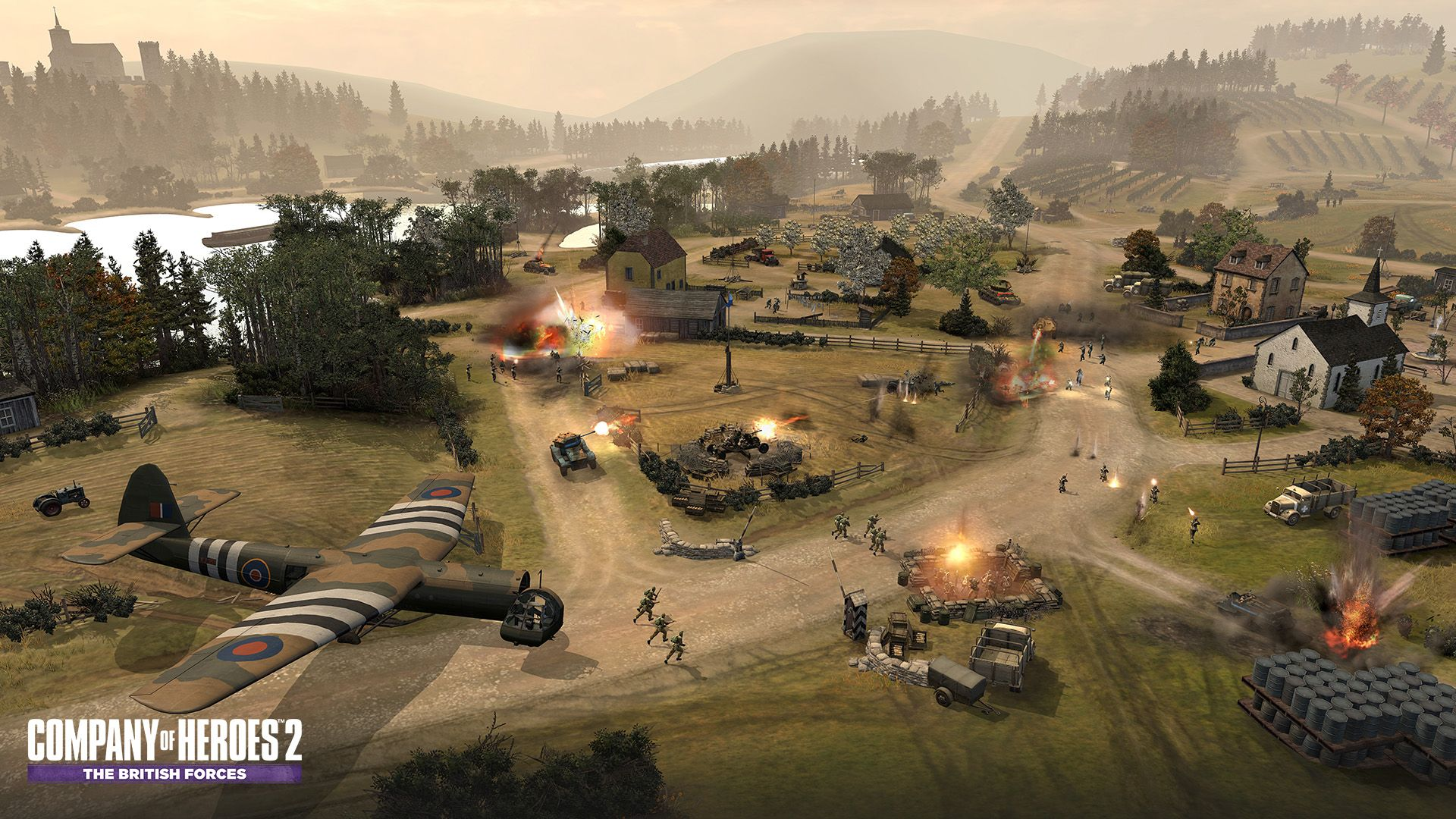 company of heroes the western front armies review gamerevolution