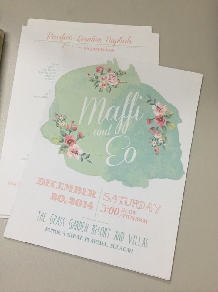 Your stylish invitations and stationery specialist Print