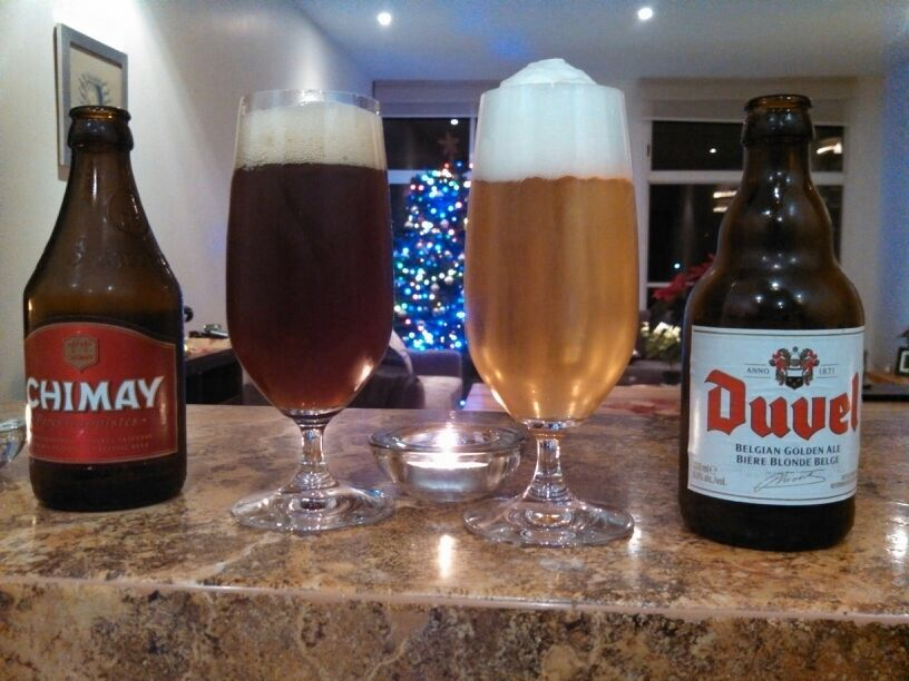 Cerveza Belga en México