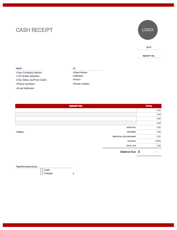 Payment Receipt Template In 2021 Receipt Template Invoice Template Resume Template Examples