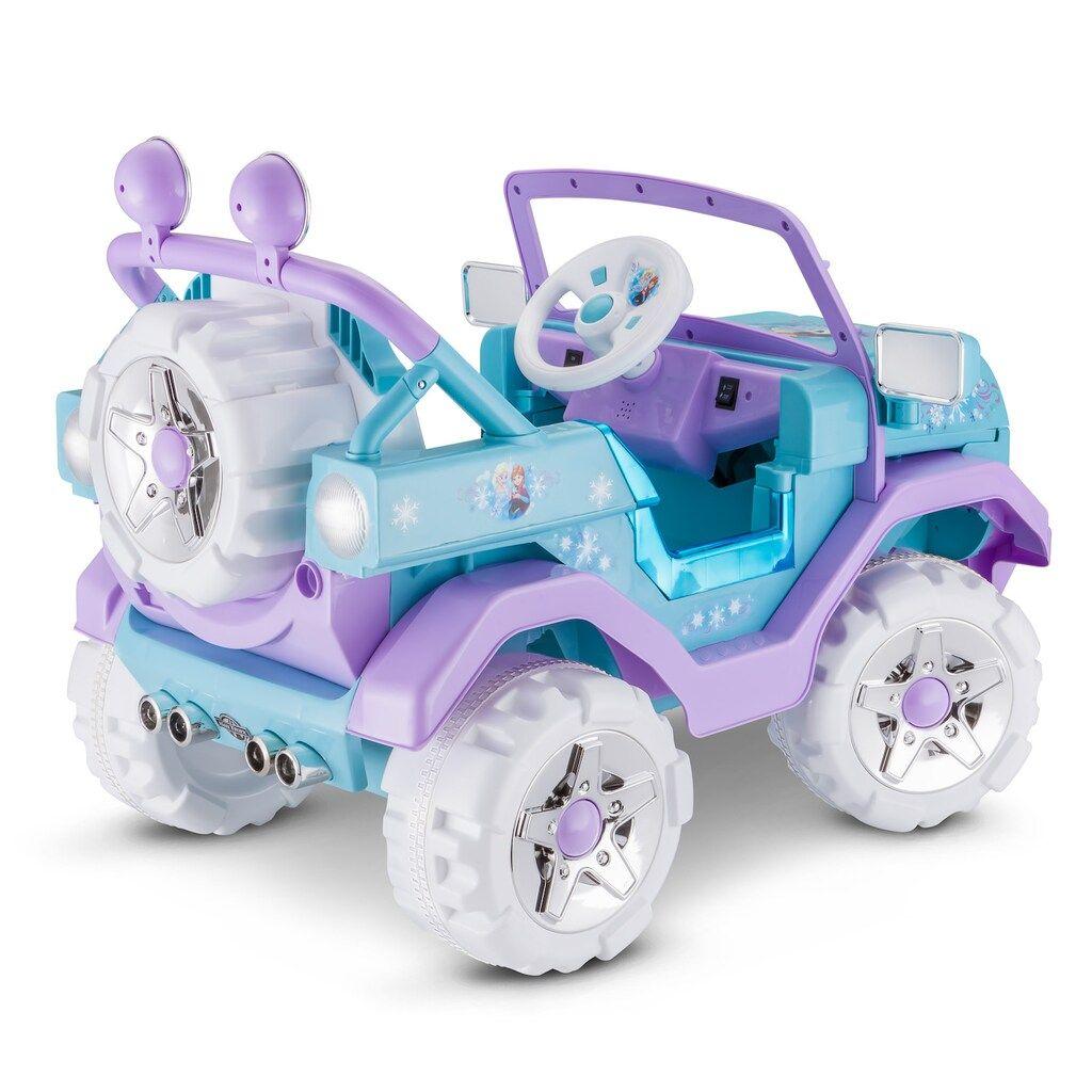 Disney S Frozen 4x4 Ride On Disney Frozen Toys Frozen Toys Ride On Toys